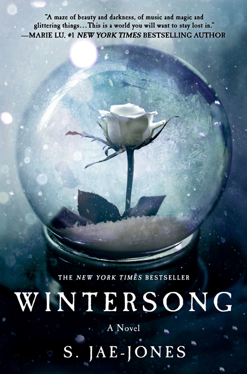 S. Jae-Jones «Wintersong: A Novel» ISBN: 978-1250079213