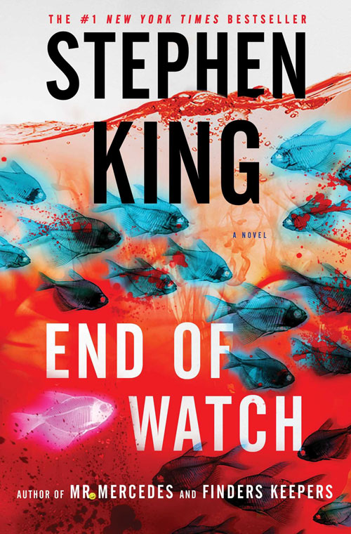 End of Watch: A Novel. Stephen King ISBN: 978-1501129742