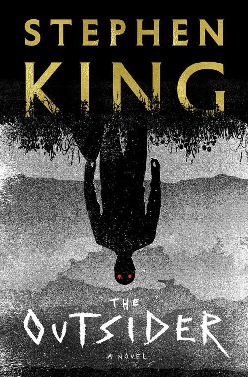 The Outsider Stephen King ISBN: 9781501180989